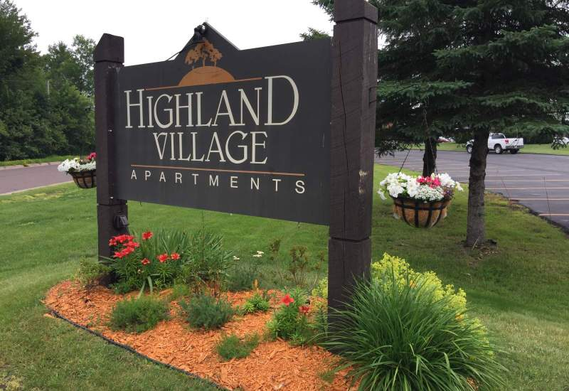 Highland Village Apartments, Duluth, MN